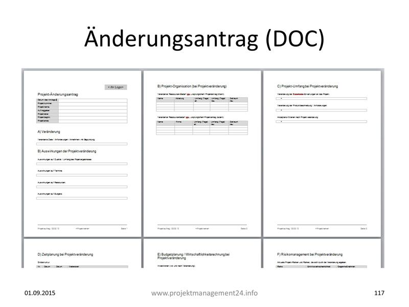 Charmant Projekt Management Vorlage Wort Galerie - Entry Level ...