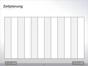 Zeitstrahl - Tabelle